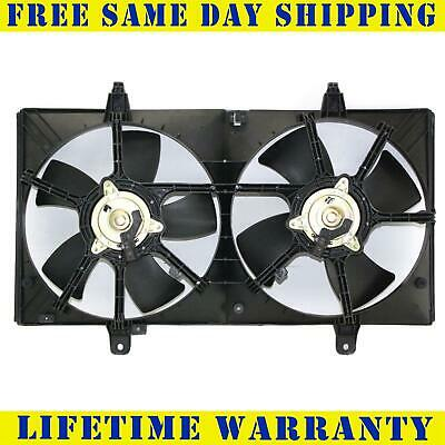 Radiator Condenser Cooling Fan For Nissan Fit Maxima Altima NI3115116