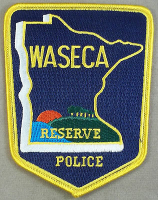 Law Enforcement Patch / Waseca Reserve Police Minnesota