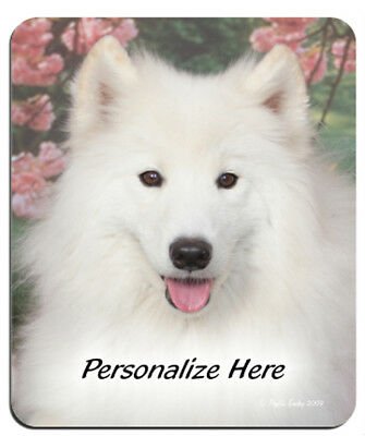 Samoyed    ( 31 )    Personalized  Mouse Pad