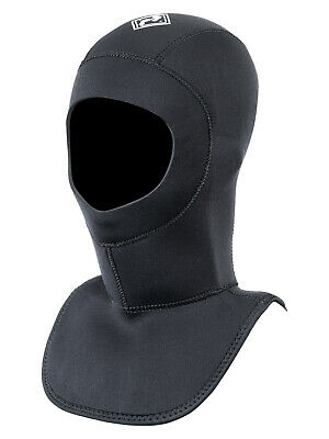 DIVE HOOD 5mm TBF Neoprene Diving collar surf wetsuit surf surfing Two Bare Feet
