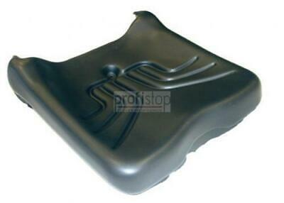 Grammer Forklift Seat MSG20 Small Seat Cushion PVC Black