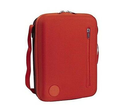 SAMSONITE 'Scope Shoulder Bag' - Marc NEWSON - rot