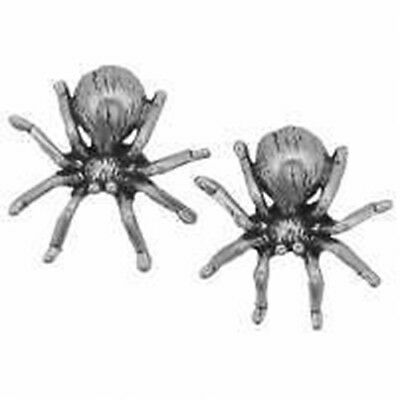 Spider insect 925 Sterling Silver Stud Earring Match Charm in store
