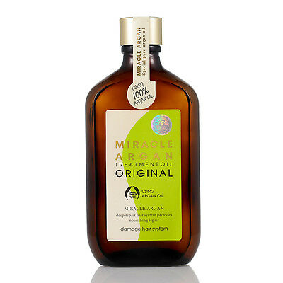 [WELCOS] MERIT Miracle Argan Treatment Oil Original 100ml / Hair Treatment Oil