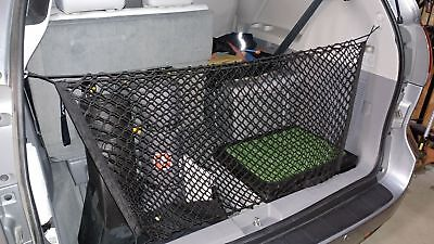 Envelope Style Trunk Cargo Net for TOYOTA SIENNA 2004 - 2017 NEW