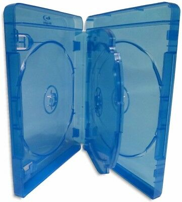 Hold 4 Disc Discs Blu-Ray Case / Cover ( Hold's 4 Disc's ) Bluray 3 Disc Case