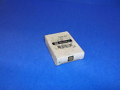 Square D Overload Relay Thermal Unit Type C 58 Nib 1 Lot Of 4 *pzb*