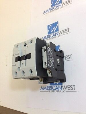 Moeller DIL1M-G Contactor 3 Phase  Used