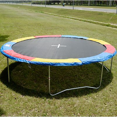 8 10 12 14 Replacement Trampoline Jumping Mat Safety Spring Padding Pads PVC