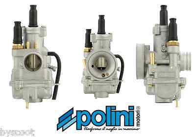 Carburateur 19 carbu POLINI MBK Booster Yamaha Bws Bw's NEUF Carburetor 201.1901