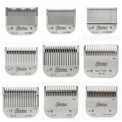 Oster Professional Classic 76 Clipper Detachable Replacement Blades Full Size
