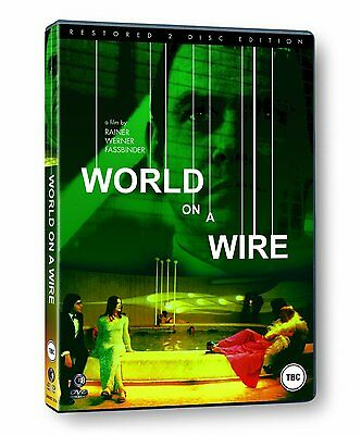 World On A Wire - DVD NEW & SEALED (2 Discs)