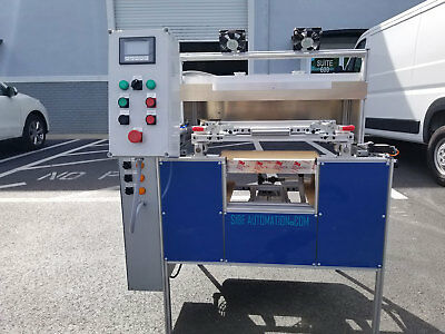"Sibe Automation Vacuum Forming Machine 12"" X 18"" Thermoforming Automatic  *"