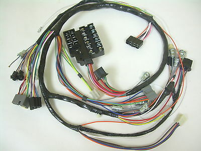 1962 impala under dash wiring harness with fusebox manual
