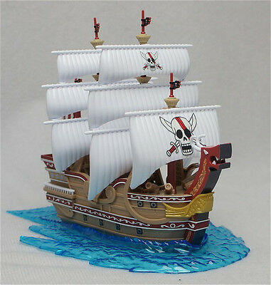 One Piece Grand Ship Collection 04 RED - FORCE Bandai Model Kit New Nuovo
