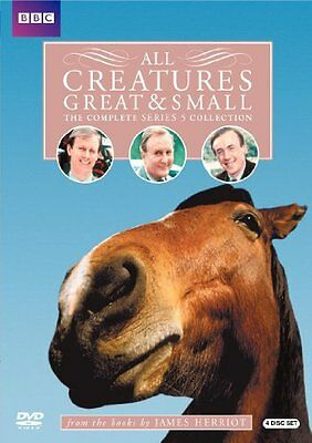 NEW - All Creatures Great & Small: The Complete Series 5 Collection