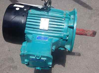 15HP TEXP Explosion Proof electric motor 254TD, 3500/1775