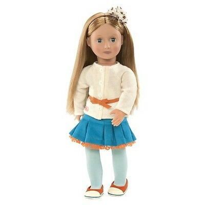 "Our Generation 18"" Non Poseable Doll - Sadie"
