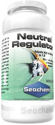 SEACHEM - Neutral Regulator - 1.1 Lbs. (500 g)