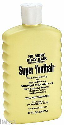 Clubman Pinaud Super Youthair Creme 10 oz.