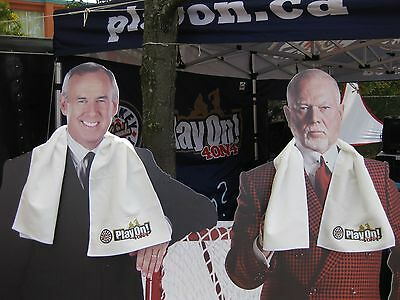 Cooling Towel Cool Canuck 10 x 35 inch Hockey Night in Canada Don & Ron