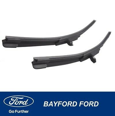 Ford Au Ba Bf Falcon Wiper Blade Set 1999 - 2008 Brand New Genuine Ford (Pair)