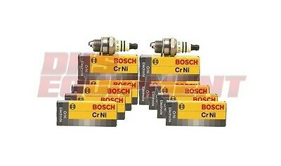 Bosch WSR6 Spark Plug 10 Pack for Cut-Off Saws - Replaces Stihl 1110-400-7005