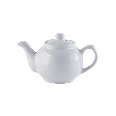 A Price and Kensington 2 cup teapot white