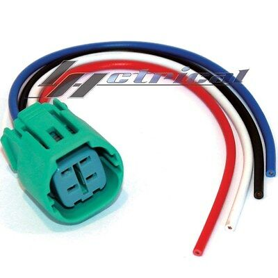 subaru alternator wire harness plug kit oval green wrx impreza repair plug harness 4 wire pigtail connector fits honda cr v odyssey s2000 crv