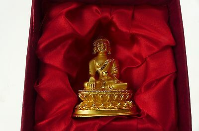 Buddha Statue Tiny But Perfectly Formed Statue Gift Boxed Buddhist Statue Travel