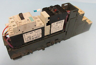 SIEMENS DS1-x COMBINATION STARTER TERMINALMODULE 3RK1301-1AB00-0AA2 MISSINGCOVER