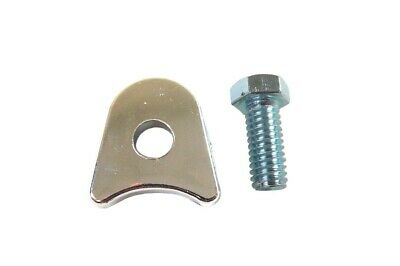 """R4629 Chrome ford /""""fe/"""" distributor hold down"""