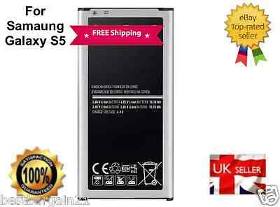 New Battery EB-BG900BBC For Samsung Galaxy S5 GT- i9600 Real Capacity 2800mAh