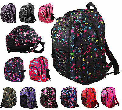 Womens Girls Boys Hand Luggage College School Gym Cabin Backpack Rucksack Bag