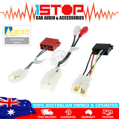 BLUETOOTH HANDSFREE KIT WIRING HARNESS for FORD FALCON BA BF / TERRITORY SX SY