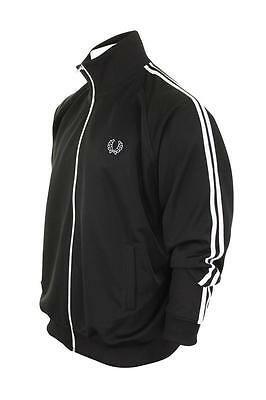 Fred Perry Jacket Sweaters Twin Tape Men (J5327) 100% Authentic Size S New