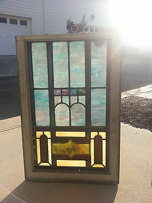 Church Stained Glass Windows - Large Lot