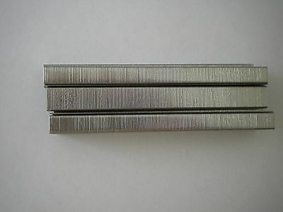 """3116 3/8"""" Crown x 1/2"""" Stainless Staples"""