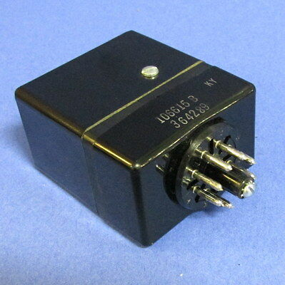 Honeywell 8 Pin Plug In Relay 106615B