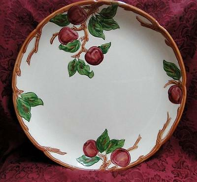 """Franciscan Apple (USA): Chop Plate (s) 13 3/4"""""""
