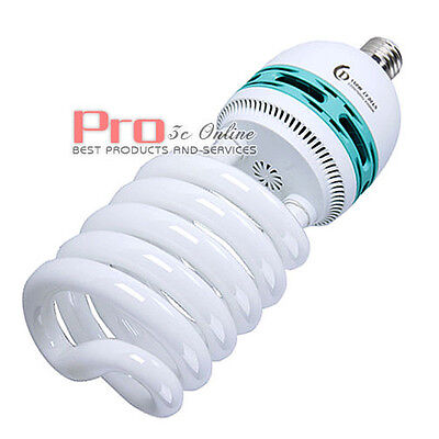 PRO Studio Photo Fluorescent Daylight 85W 5400K E27 Light Lamp Bulb for Lighting