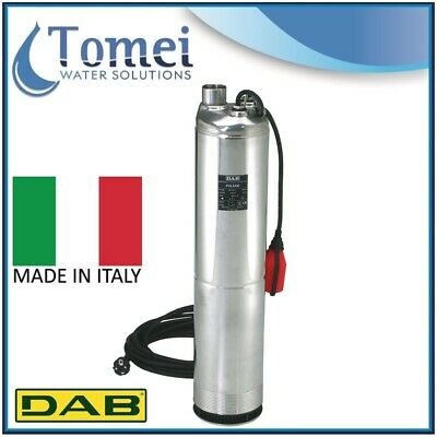 """DAB 5"""" Multistage Submersible Pump PULSAR 50/80 M- 1,2KW 1X230V"""