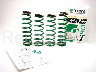 Tein S.tech Lowering Springs Toyota Echo 00-06 2Dr 4Dr