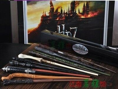 Harry Potter Hogwarts Magic HERMIONE Lord Voldemort Wand, Necklace Keychain