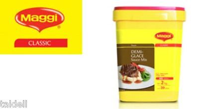Maggi 2Kg Demi Glace Sauce Mix Bb May 2019
