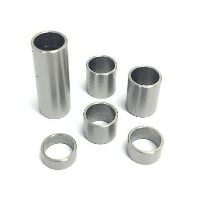 Stainless Steel Spacer - Standoff Collar Stand off Spacers - M5 M6 GWR Fasteners
