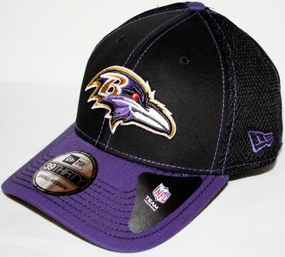 Baltimore Ravens New Era NFL 39THIRTY Blitz Neo Fitted Hat - 2 Tone d7c866eae