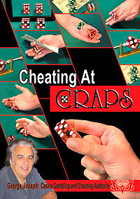 Cheating At Craps DVD :: FREE U.S. POSTAGE