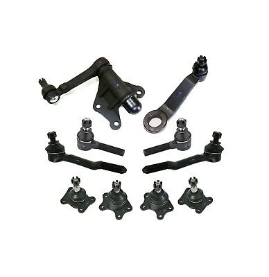 10 Pc Suspension Set For 90-95 Toyota Pickup 4Runner T100 4Wd 1 Yr Warranty