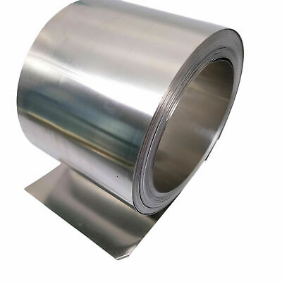 1pcs Stainless Steel S304 Thin Plate Sheet Foil 0.2mm x 100mm x 1000mm